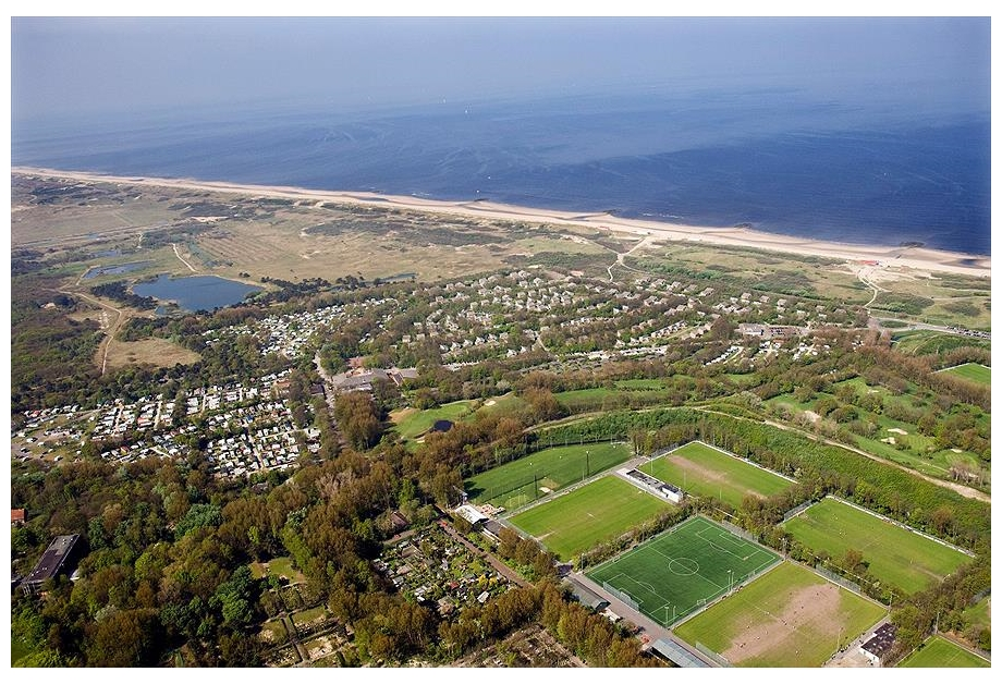 Kampeerresort Kijkduin - Just one of the great holiday parks in South Holland, Netherlands