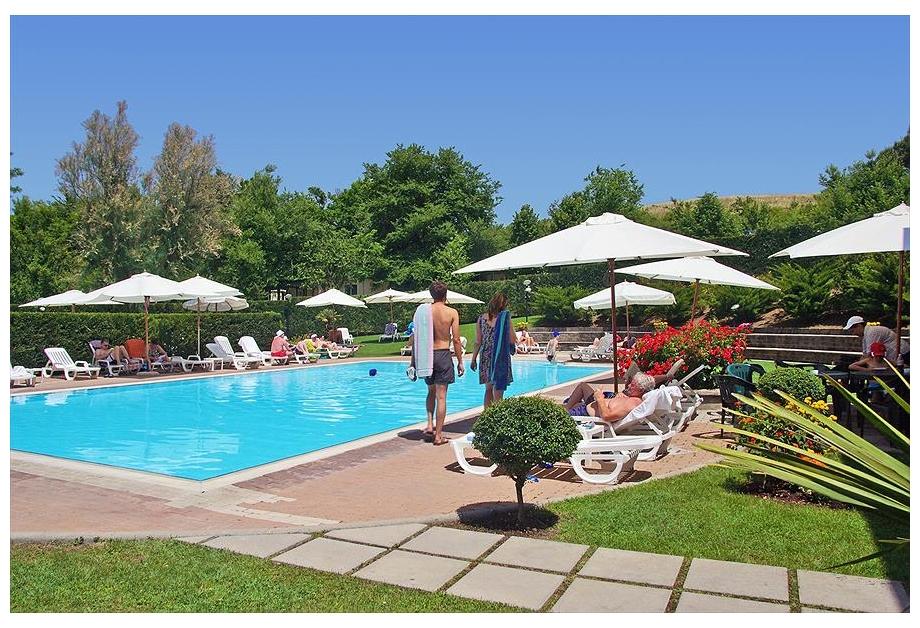 Flaminio Village Camping & Bungalow Park - Holiday Park in Rome, Lazio, Italy