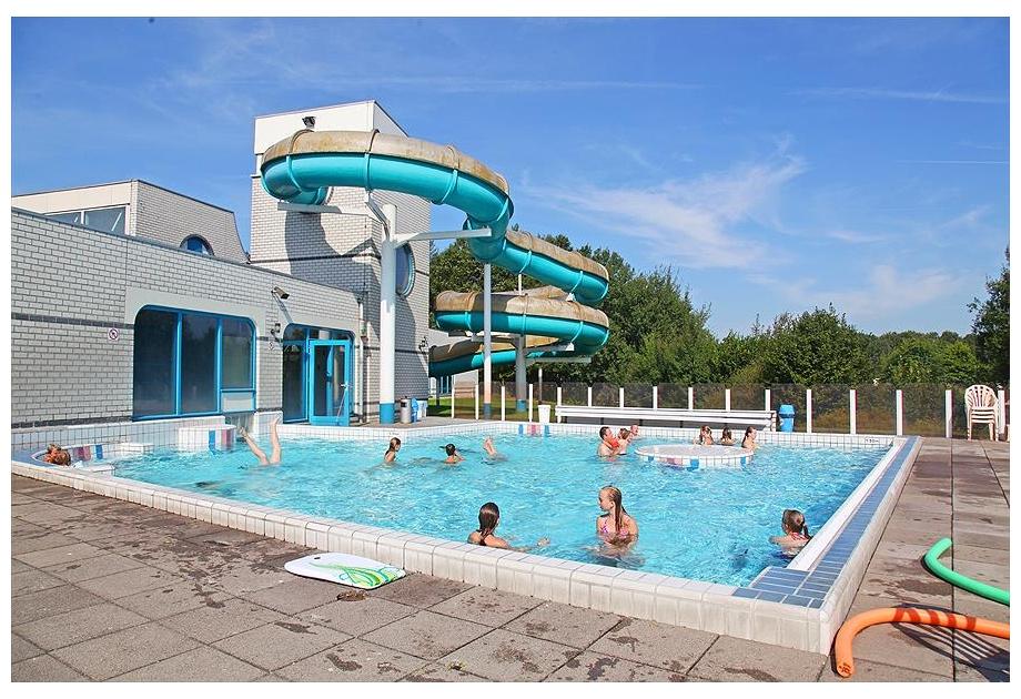 Camping Hunzedal - Holiday Park in Borger, Drenthe, Netherlands