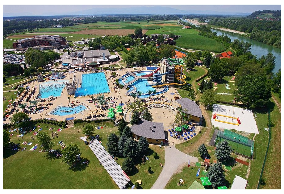 Camping Terme Ptuj - Just one of the great campsites in Ptuj, Slovenia