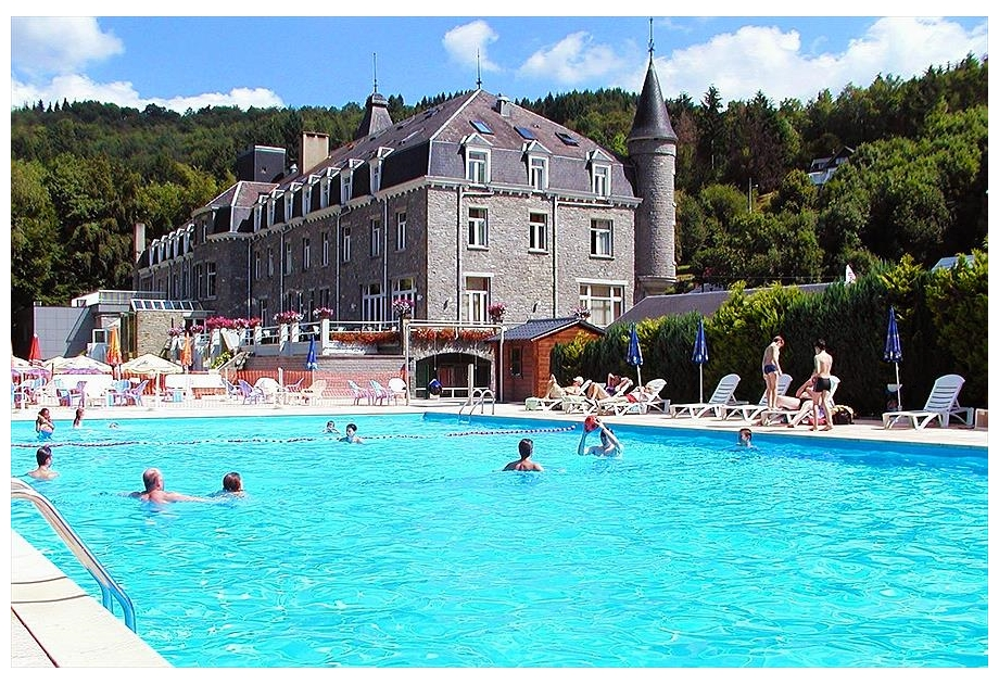 Campsite Floreal La Roche-en-Ardenne - Just one of the great holiday parks in Luxembourg, Belgium