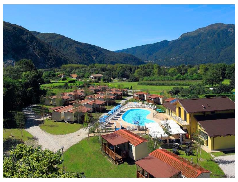 Residence Conca d'Oro - Just one of the great holiday parks in Piedmont, Italy