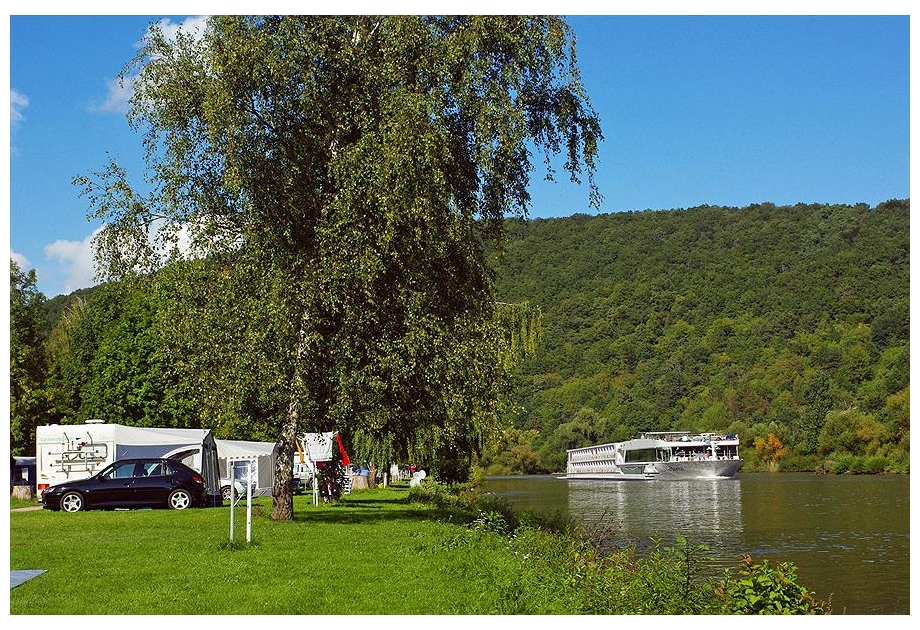 AZUR Cp-park Wertheim am Main - Just one of the great holiday parks in Var, Germany