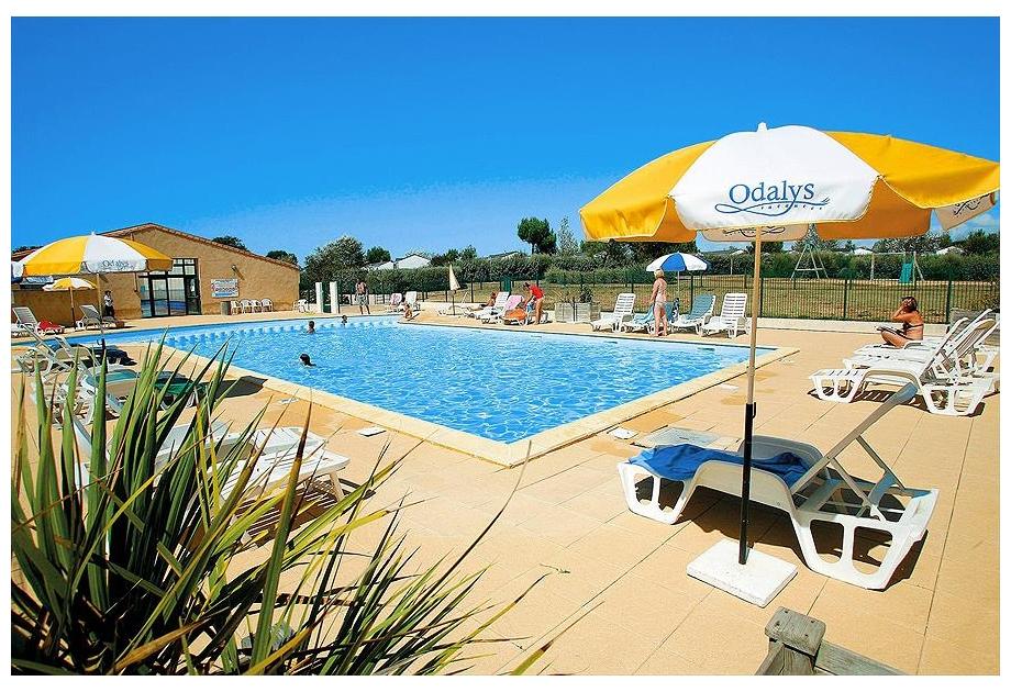Odalys Saint-Martin - Holiday Park in Talmont-Saint-Hilaire, Loire, France