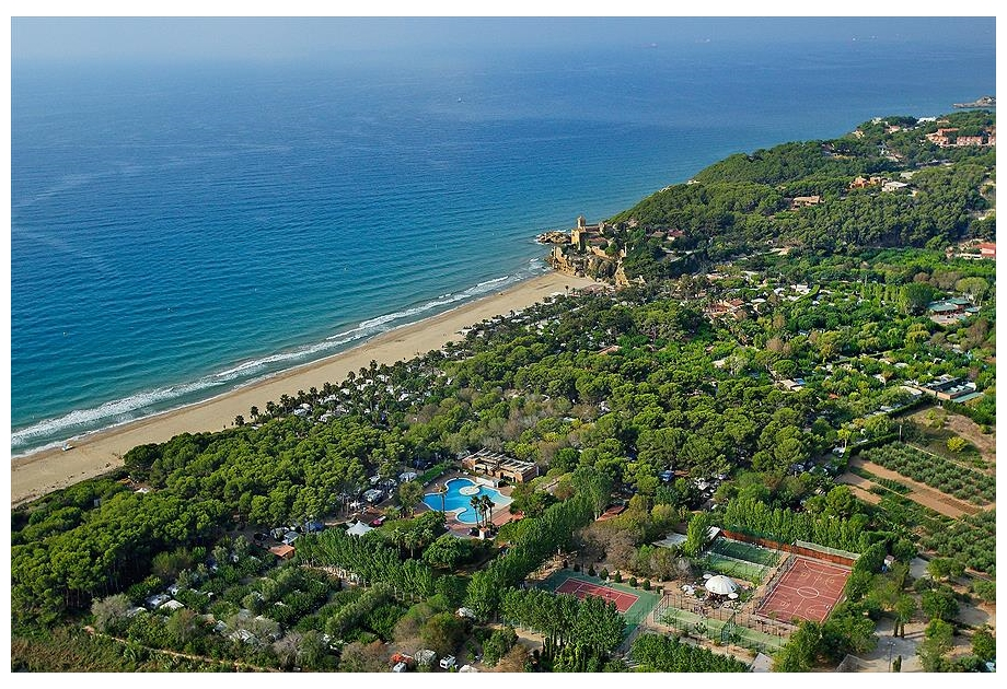Tamarit Beach Resort - Just one of the great holiday parks in Catalonia, Spain