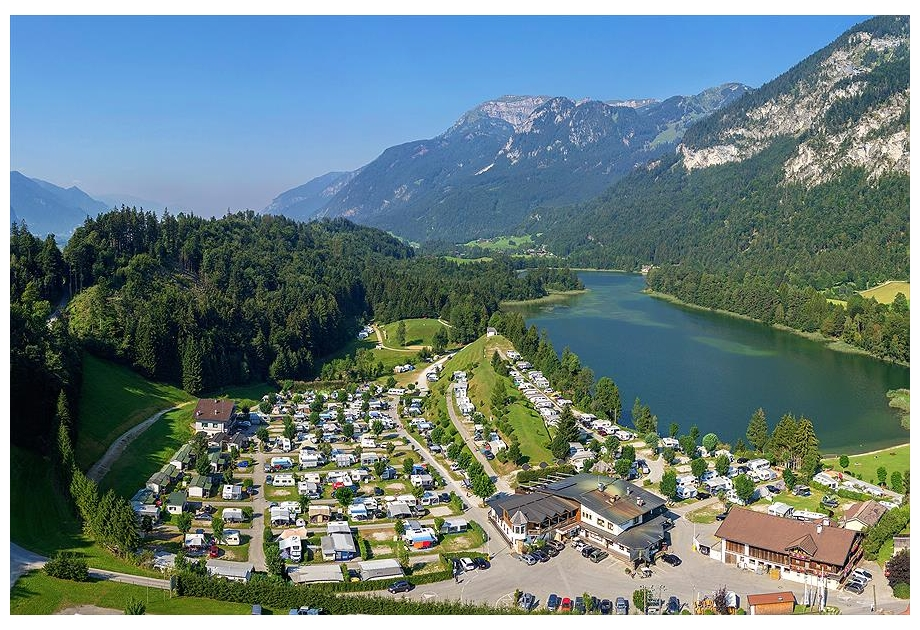 Camping Seeblick Toni - Just one of the great campsites in Tyrol, Austria
