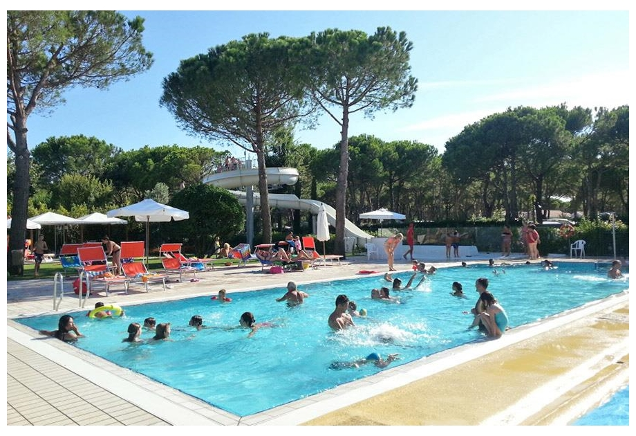 Campsite Italy - Holiday Park in Cavallino-Treporti, Veneto, Italy