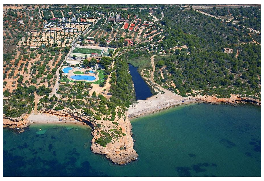 Camping Ametlla - Just one of the great holiday parks in Dubrovnik-Neretva, Spain
