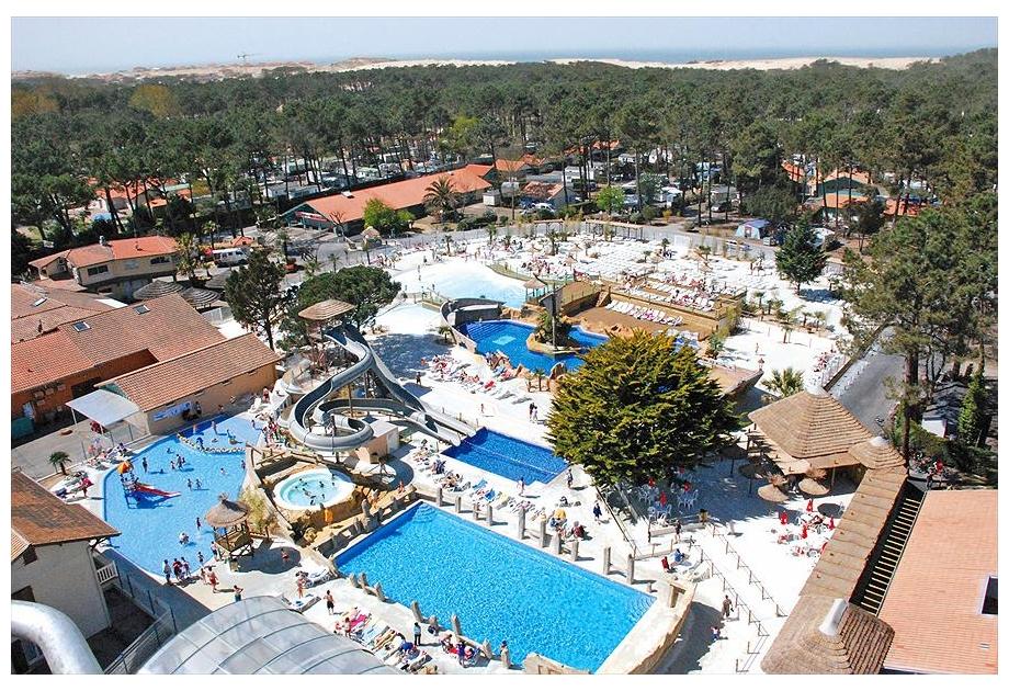 Camp. Village Resort & Spa Le Vieux Port