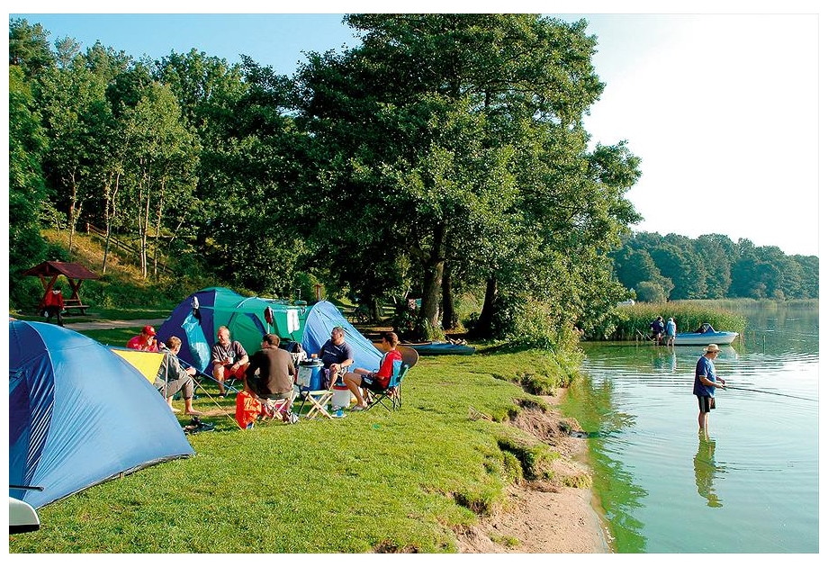 Camping and Ferienpark Havelberge - Holiday Park in Gro? Quassow, Saxony, Germany