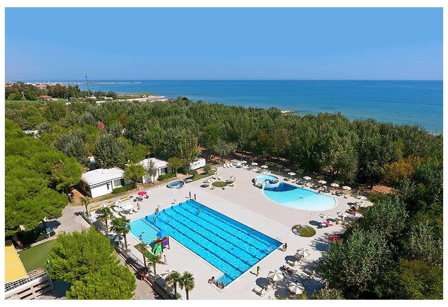Stork Camping Village - Holiday Park in Cologna Spiaggia, Adriatic-Coast, Italy
